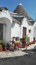 Trullo Typical Peasant House Of Puglia - Italy