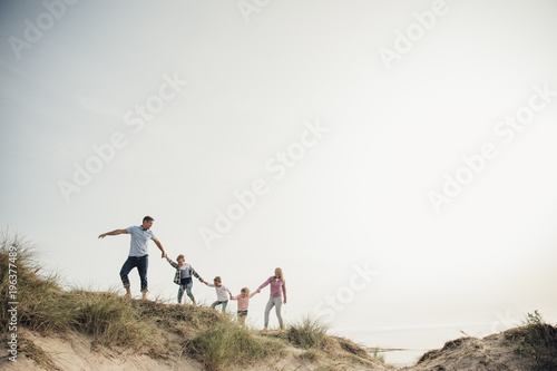 Foto  Exploring as a Family