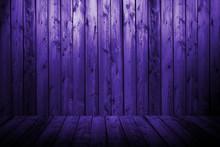 Ultra Violet Planks Background