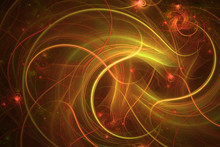 Abstract Fractal Background. T...