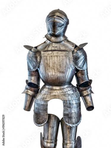 Fotografía Medieval knight armor