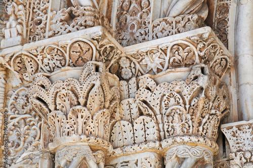 Il portale della cattedrale di Palermo