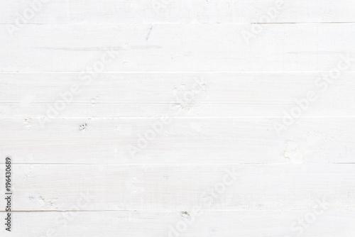 Türaufkleber Holz white wooden background