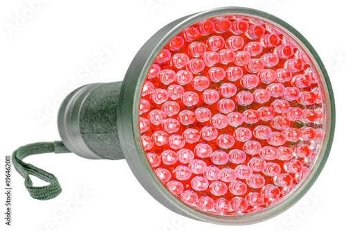 And Stock Photo Torche Buy Lampe À LedsLumière This Rouge zMpUVqS