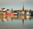 Wexford Town Wide shot