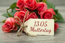 13.05. Muttertag