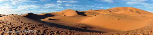 Photo sur Aluminium Desert de sable Sahara desert