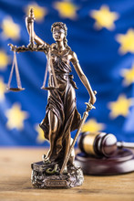 Lady Justice And European Unio...