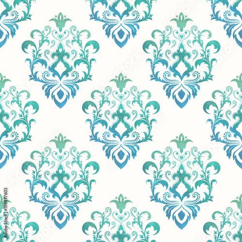 akwarela-w-stylu-baroku-geometryczna-ilustracja-w-niebieskim-odcieniu