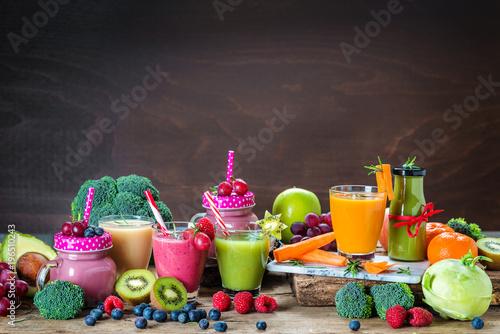 Smoothie Aus Obst Und Gemuse Diat Fasten Detox Kaufen Sie