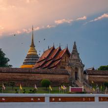 Wat Phra That Lampang Luang Te...