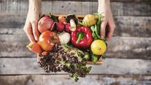 Organic Vegetables Healthy Nut...