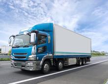 高速道路 大型トラック