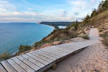 Sleeping Bear Dunes Overlook I...