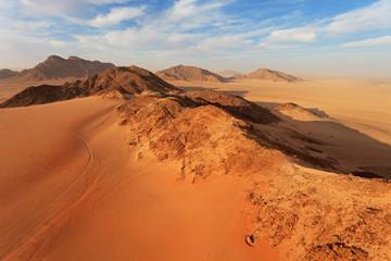 Fototapeta na wymiar Namib-Naukluft Nationalpark