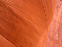 Orange Or Red Slick Rock Textu...
