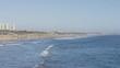 The ocean and the beach