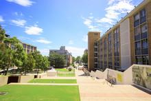 Landscape Photo Of University ...
