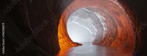 Fotografija Licht am Ende des Tunnels