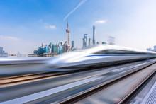 High Speed Rail In Urban