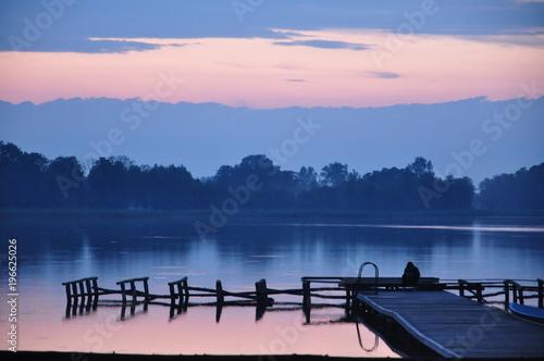 Poster Lac / Etang lake