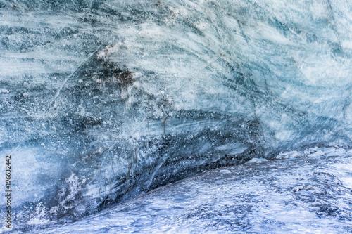 Obraz Historia zaklęta w lodzie - fototapety do salonu