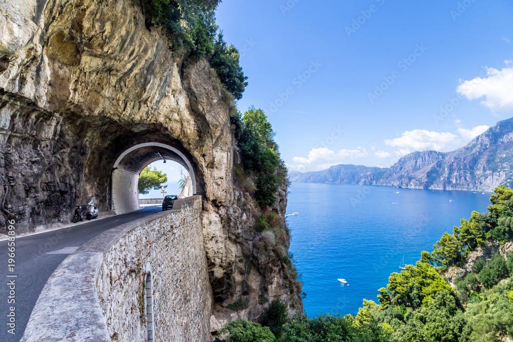 Fototapety, obrazy: Amalfi Coast, Italy