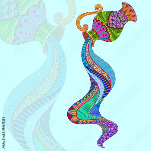 Photo Aquarius Astrological Zodiac Sign