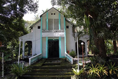 Fotografie, Obraz  Santo Nino Kapelle