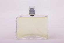 Bottle Of Perfume Isolated On ...