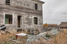 Abandoned House In South Dakot...