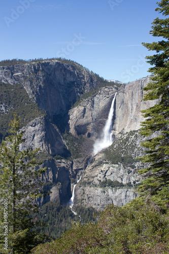 Photo yosemite falls