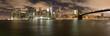 Manhatten bei Nacht Panorama