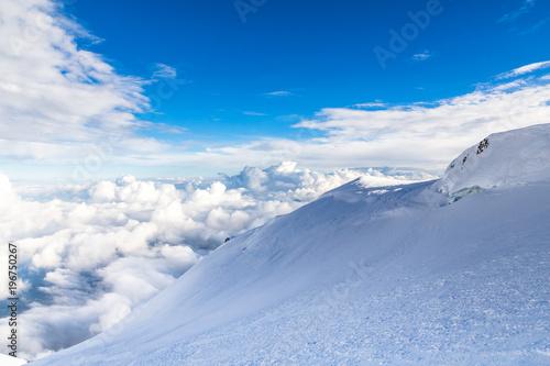 Fototapety, obrazy: Mont Blanc, Chamonix, France.