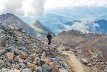 Mont Blanc, Chamonix, France.