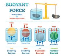 Buoyant Force, Illustrative Ed...