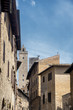 San Gimignano, Siena, at morning