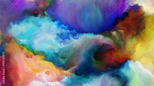 Valokuvatapetti Colors of Neverland