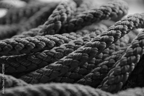 Obraz texture of the rope  - fototapety do salonu