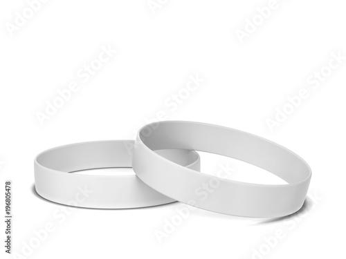 Cuadros en Lienzo Two rubber bracelets