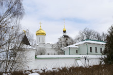 Winter View Of Borisoglebsky M...