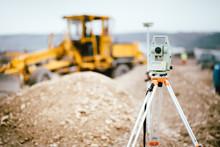 Surveyor Equipment GPS System ...