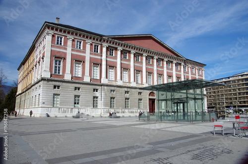 Fototapeta palais de justice de chambéry