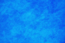 Blue Mottled Grainy Background