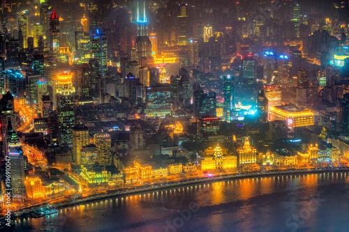 Shanghai, China. Poster