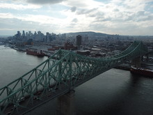 Montreal Jacques Cartier Bridge