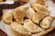 Leinwanddruck Bild - Argentine Empanadas