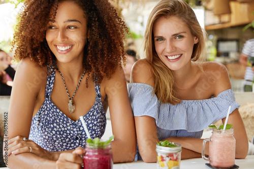 Interracial gay female — 2