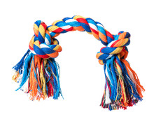 Dog Toy - Colorful Cotton Rope...