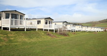 Static Caravan Park In Ladram ...